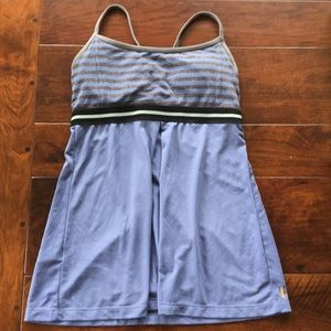Lucy baby doll style tank top